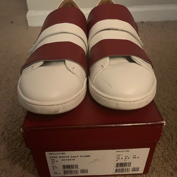 Bally Shoes | Bally Willet Sneakers